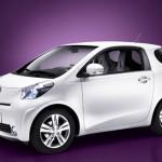 Toyota IQ elettrica in anteprima a Ginevra