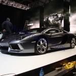 Lamborghini Aventador LP700-4: le foto live da Ginevra