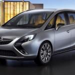 Opel Zafira Concept a Ginevra: monovolume tecnologica