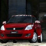 "Suzuki Swift, ecco la ""Samurai Design"""