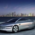 Volkswagen XL1: 100 Km con meno di un litro