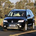 Arriva il nuovo crossover Fiat Freemont