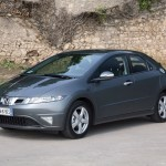 Honda Civic debutta in versione 1.4 alimentata a GPL
