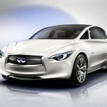 Infiniti Etherea: un nuovo concetto di auto di lusso