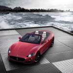 Maserati a Ginevra con la GranCabrio Sport 450 CV