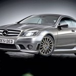 Nuova Mercedes Classe C Coupé, ecco le foto ufficiali