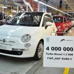Motore Fiat 1.3 Multijet a quota 4 milioni di esemplari