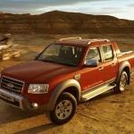 Ford Ranger Wildtrtack: grande capacità di traino e di guado
