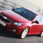 Chevrolet Cruze hatchback cinque porte a Ginevra