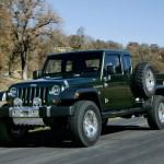 Jeep: allo studio il pick-up Gladiator, potrebbe debuttare tra 2 anni