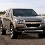 Chevrolet Colorado show truck: in arrivo il pick-up globale