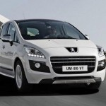 Peugeot 3008 HYbrid4 Limited Edition: motore diesel ed elettrco in una sola vettura
