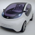 Tata Pixel: prototipo di city car tutto europeo