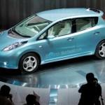 Nissan Leaf è l'auto dell'anno 2011