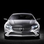Mercedes Classe A concept: il prototipo in veste di coupé