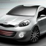 Nissan Compact Sport: il prototipo di Micra tre porte sportiva