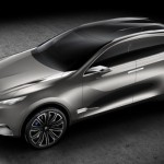 Peugeot SXC concept car al Salone di Shanghai