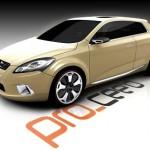 Kia prepara la Cee'd sportiva rivale della VW Golf GTI