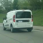 Fiat Doblò Cargo: al via i collaudi della versione americana