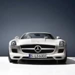 Mercedes SLS AMG, ecco la versione Roadster