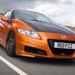 Nuova Honda CR-Z Mugen: il concept da 200 cavalli