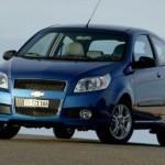 Nuova Chevrolet Aveo, compatta dal grande stile