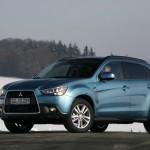 Mitsubishi lancia la ASX in versione 1.6 bi-fuel a GPL