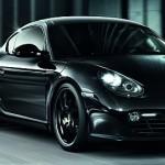 Nuova Porsche Cayman S, una Black Edition per bocche raffinate