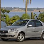 Fiat lancerà in autunno la nuova Siena nel Sud America