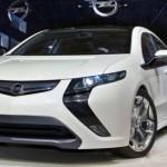 Opel Ampera, nel 2012 sbarca il modello ibrido