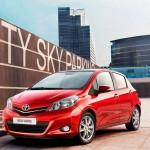 Nuova Toyota Yaris: terza generazione