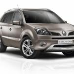 Nuovo Renault Koleos, dal 2012 il restyling del crossover
