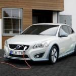Volvo: inizia la produzione la C30 DRIVe Electric in Belgio