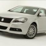 Suzuki Kizashi: presto anche la berlina con il diesel 2.0 Multijet Fiat