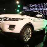 Inizia la produzione della Range Rover Evoque in Inghilterra