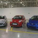 Toyota e PSA rinnovano l'accordo per le nuove 107, C1 e Aygo