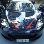 La Lotus Evora S ora al servizio dei Carabinieri