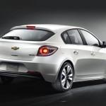 Nuova Cruze Hatchback, la 5 porte Chevrolet sfida il mercato