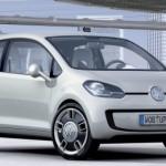 Volkswagen presenterà a Francoforte le tre city car gemelle