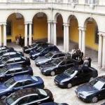 Auto blu: nuove norme ed eccezioni