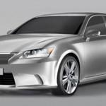 Lexus GS: prime immagini della nuova generazione
