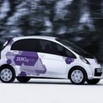 La Citroën C-Zero guida l'invasione delle auto elettriche