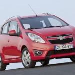 Chevrolet Spark GPL, la sua forza è il prezzo