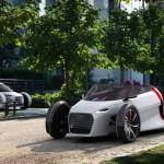 Urban Sportback e Spyder, Audi gioca con il futuro