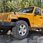 Jeep Wrangler, le novità per il 2012
