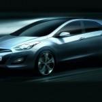 Nuova Hyundai i30 a Francoforte