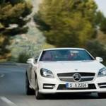 Mercedes SLK, la novità è nel diesel