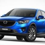 Mazda CX-5, SUV compatto che rispetta l'ambiente