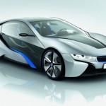BMW i8, supercar ecologica dal 2013