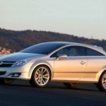 Arriva la Astra GTC, Opel vara la coupè sportiva